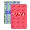 意思決定カードとリスクカード